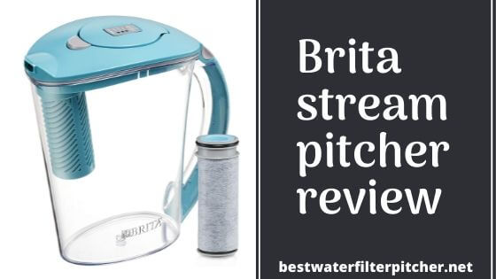 Brita stream pitcher review