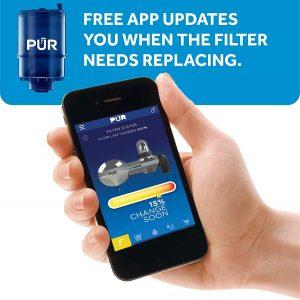 Pur Bluetooth Filter Tech
